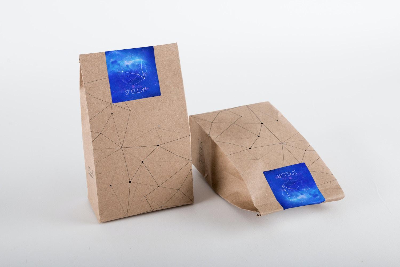 Coffee Bag Mockup 04