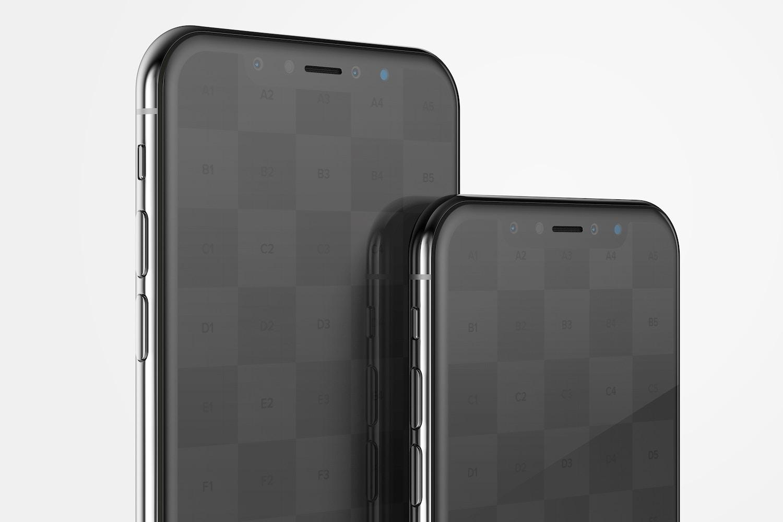 iPhone X Mockup 05