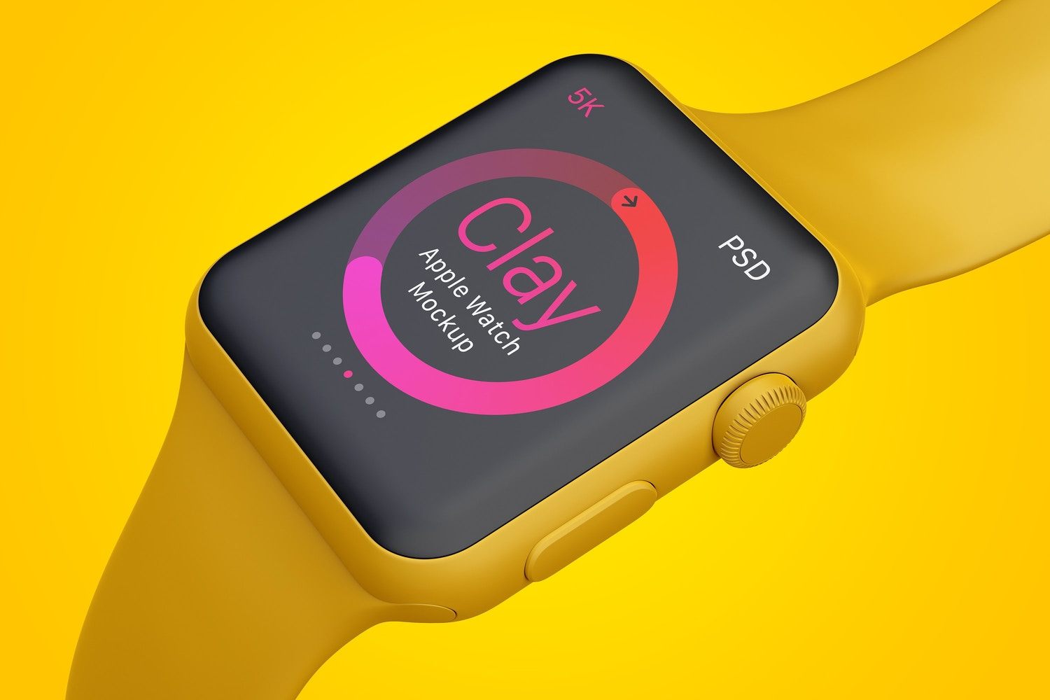 Design spectacular presentations by changing the background color, yellow, black or any color that highlights the design.