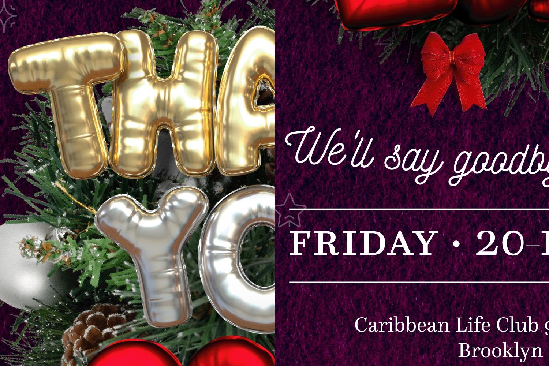 Balloon Party, Christmas Flyer Template 5