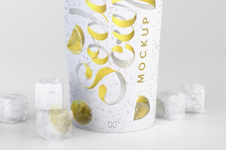 Soda Cup Mockup 02
