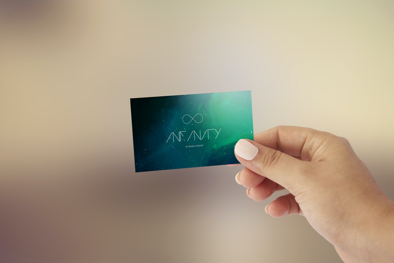 Business Card Mockup 3 by Original Mockups on Original Mockups