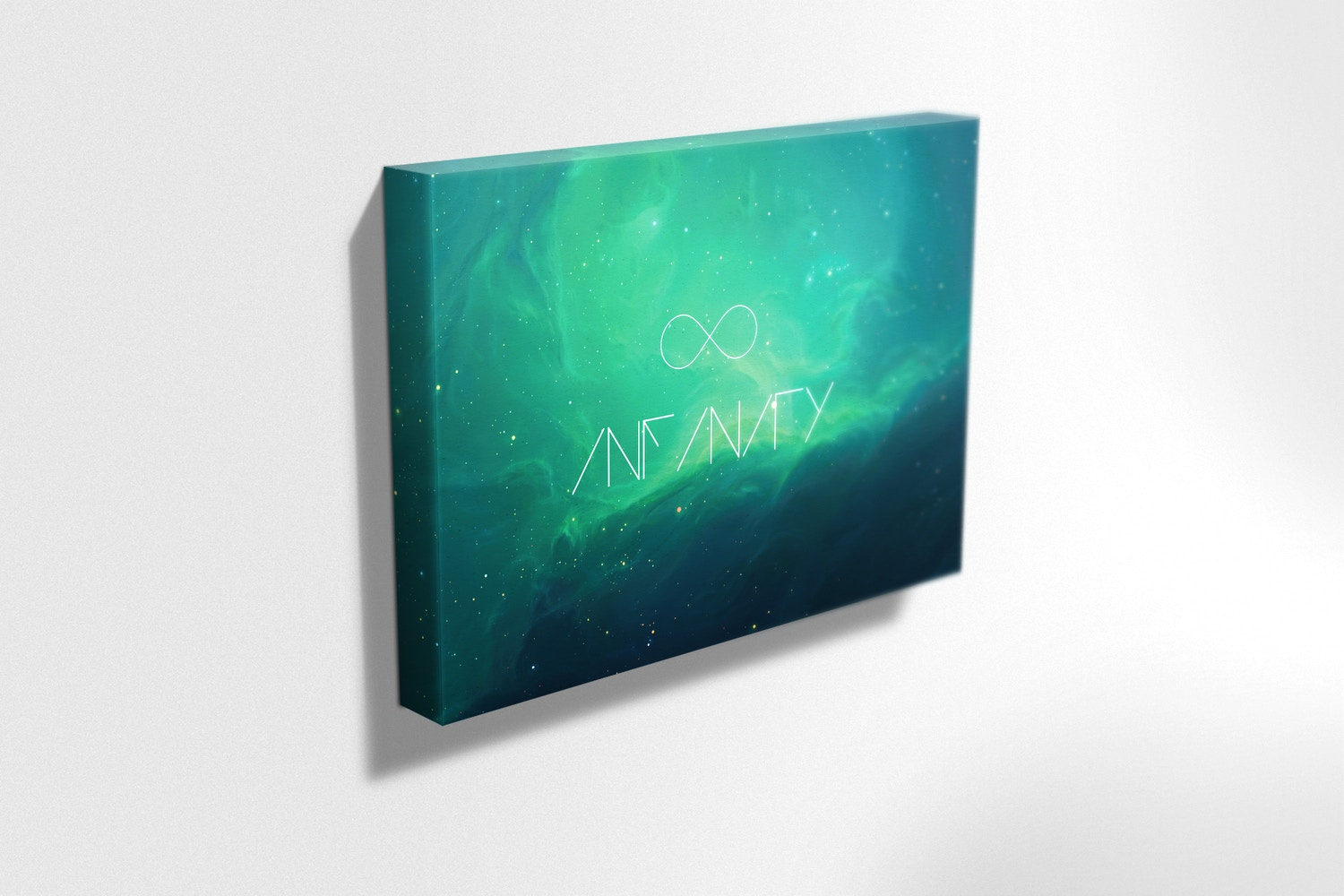 Canvas Mockup 1 by Original Mockups on Original Mockups