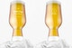 18 oz Glass Beer Cup Mockup