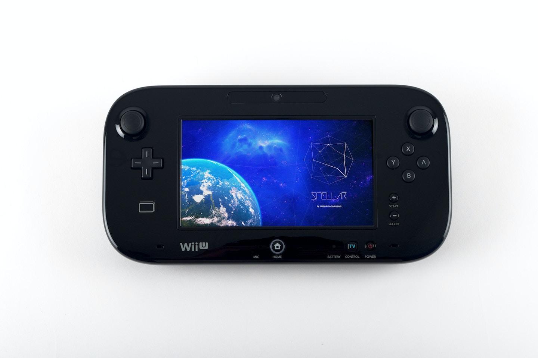 Wii U Deluxe Gamepad Mockup 03