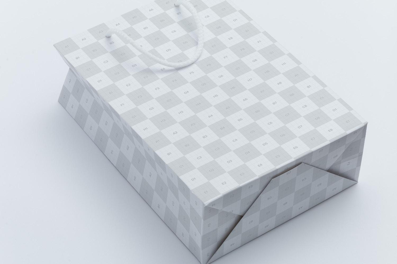 Shopping Bag Mockup 04