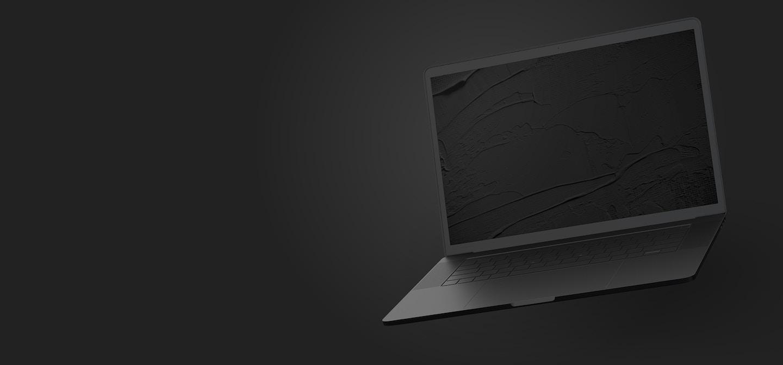 Clay MacBook Pro 15 Mockups