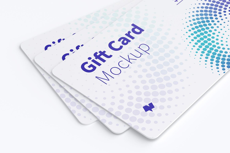 Gift Card Mockup 08 (2) by Original Mockups on Original Mockups