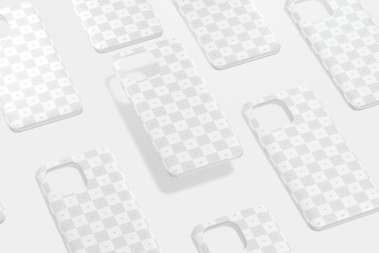 Xiaomi Case Set Mockup