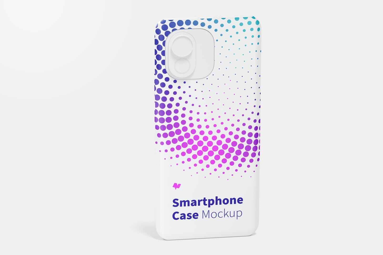 Xiaomi Case Mockup