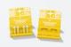 AA Batteries in Cardboards Mockup