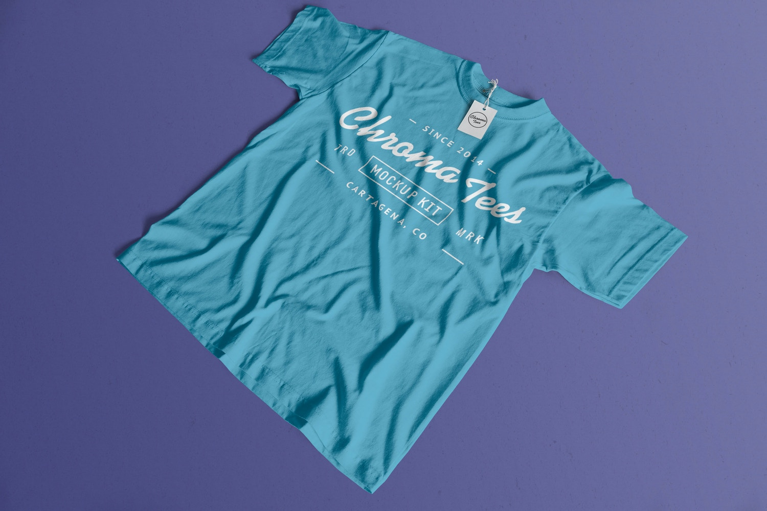 T-Shirt Mockup 02 by Antonio Padilla on Original Mockups