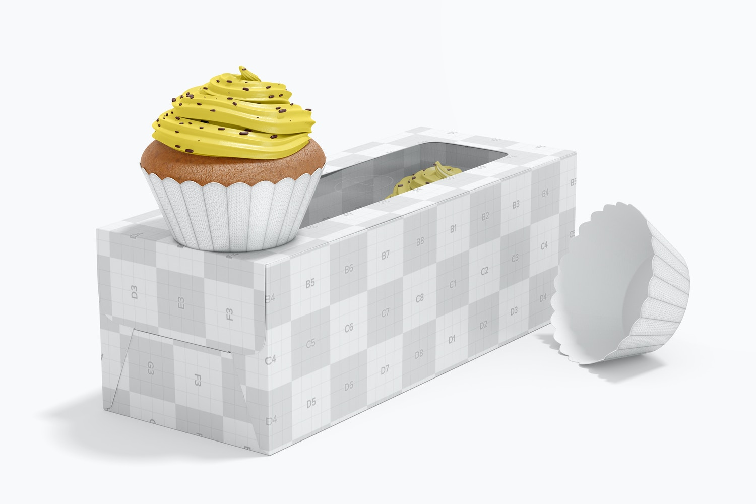 Let every detail of your design sweeten this box.