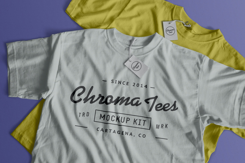 T-Shirts Mockup 03