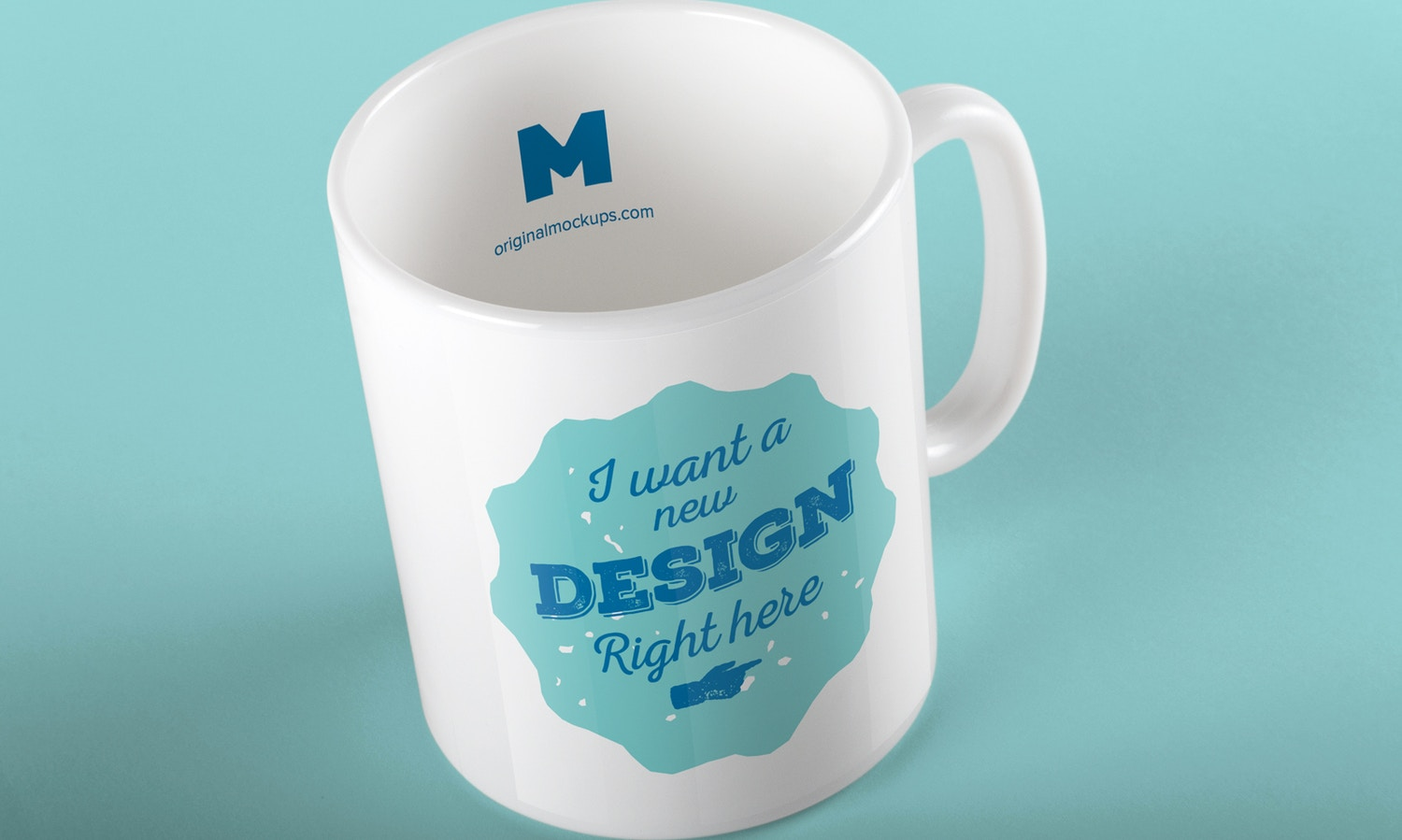 Mug Mockup 01 by Original Mockups on Original Mockups