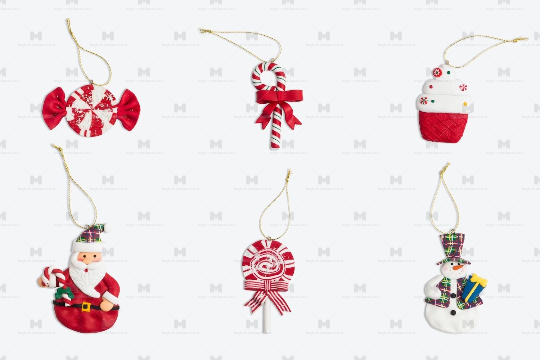Christmas Decor Isolate Objects 01 por Original Mockups en Original Mockups