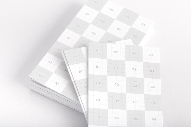 Business Cards Mockup 04