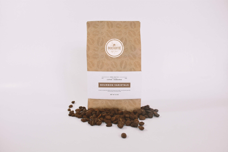 Coffee Bag Mockup Front View (1) by Eduardo Mejia on Original Mockups