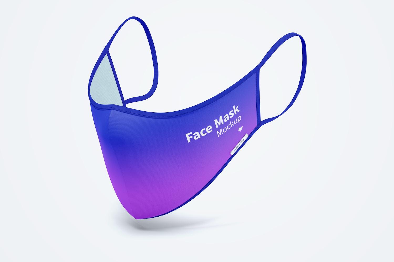Face Mask Mockup 03