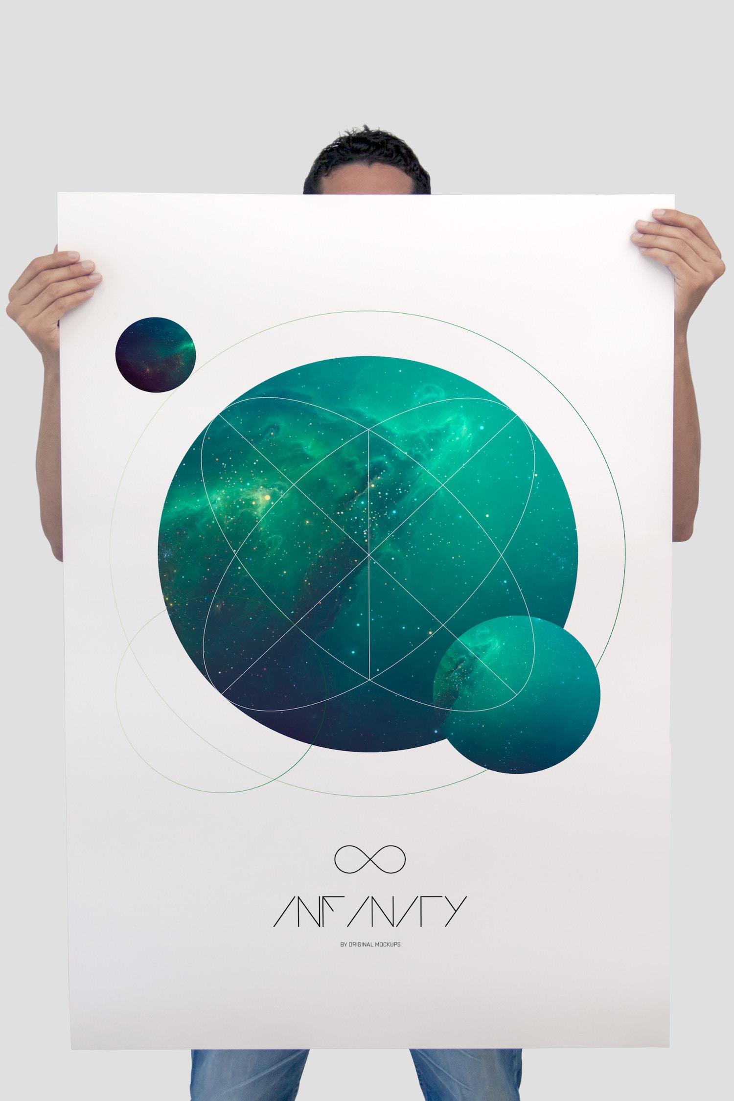 Poster Mockup 2 by Original Mockups on Original Mockups