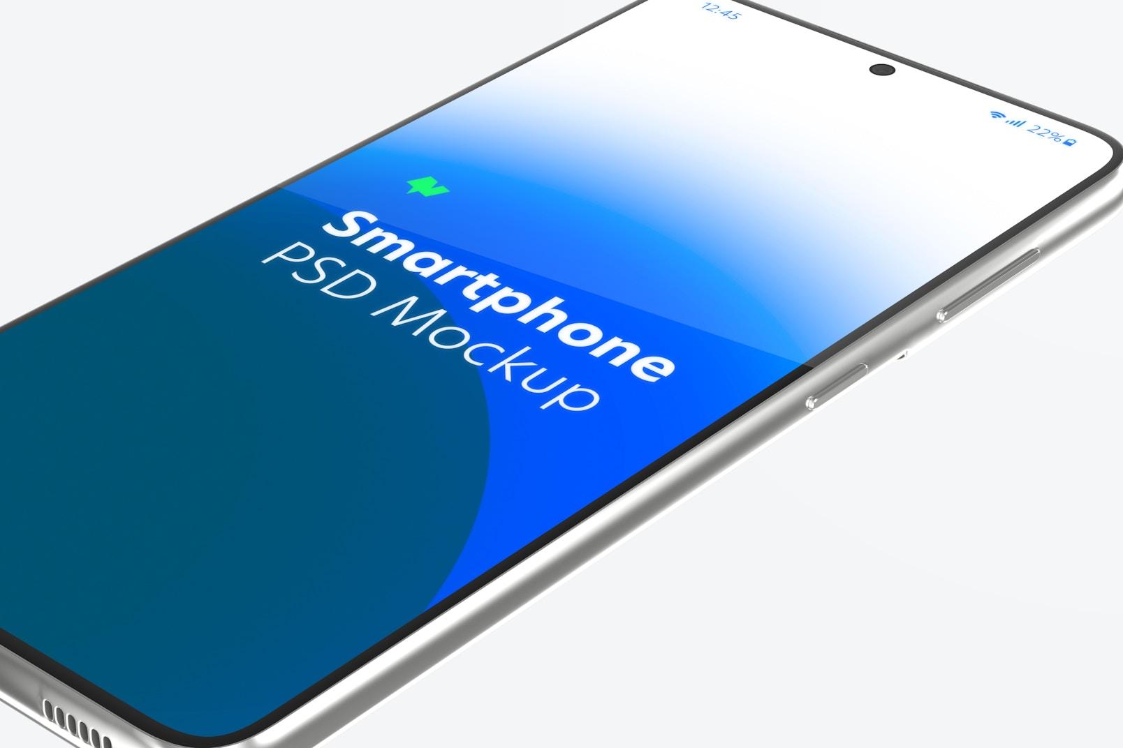 Samsung S21 Mockup