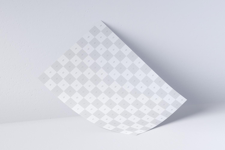 Letter Flyer Mockup 03 (3) by Original Mockups on Original Mockups