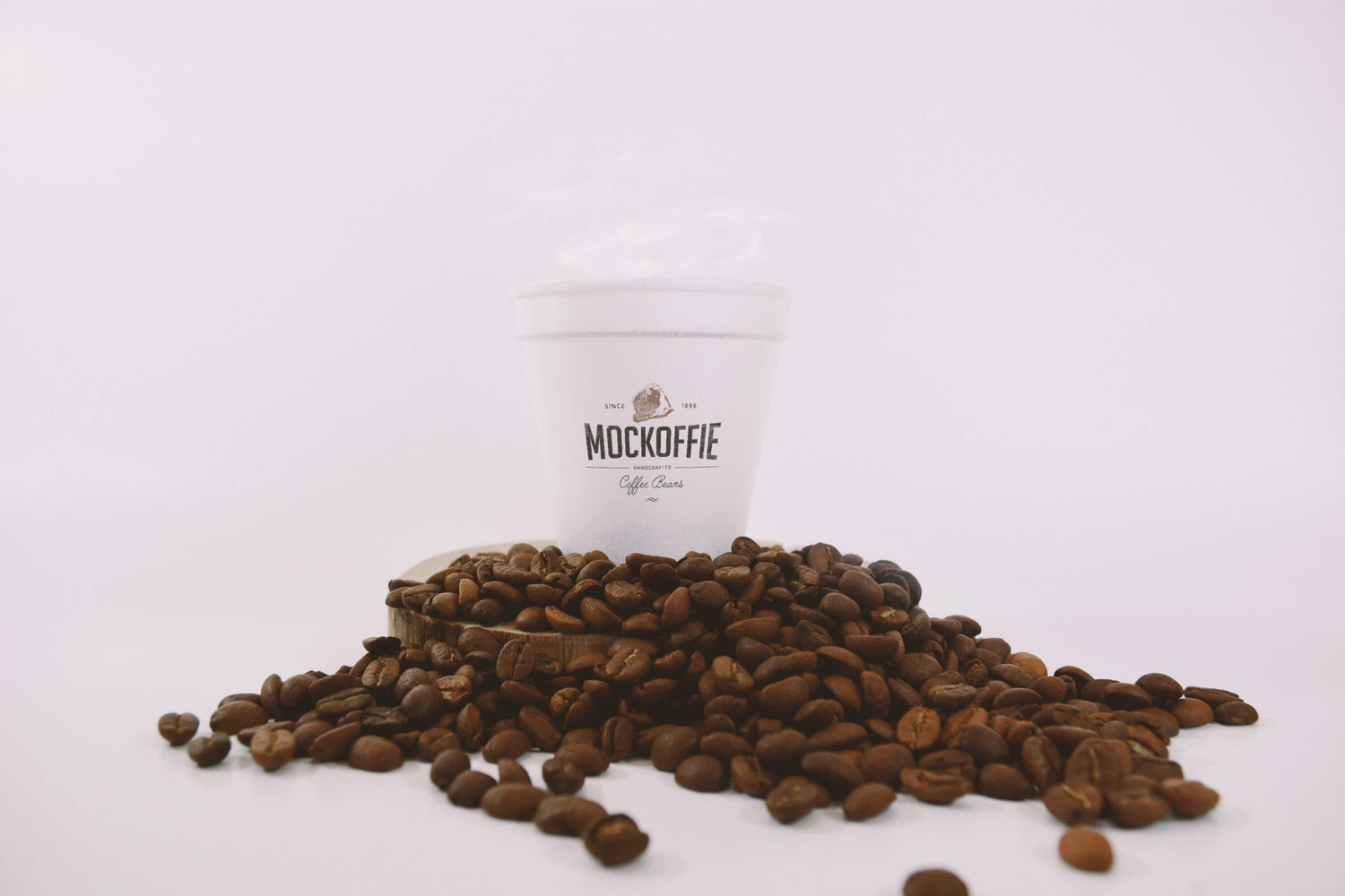 Coffee Cup Mockup by Eduardo Mejia on Original Mockups
