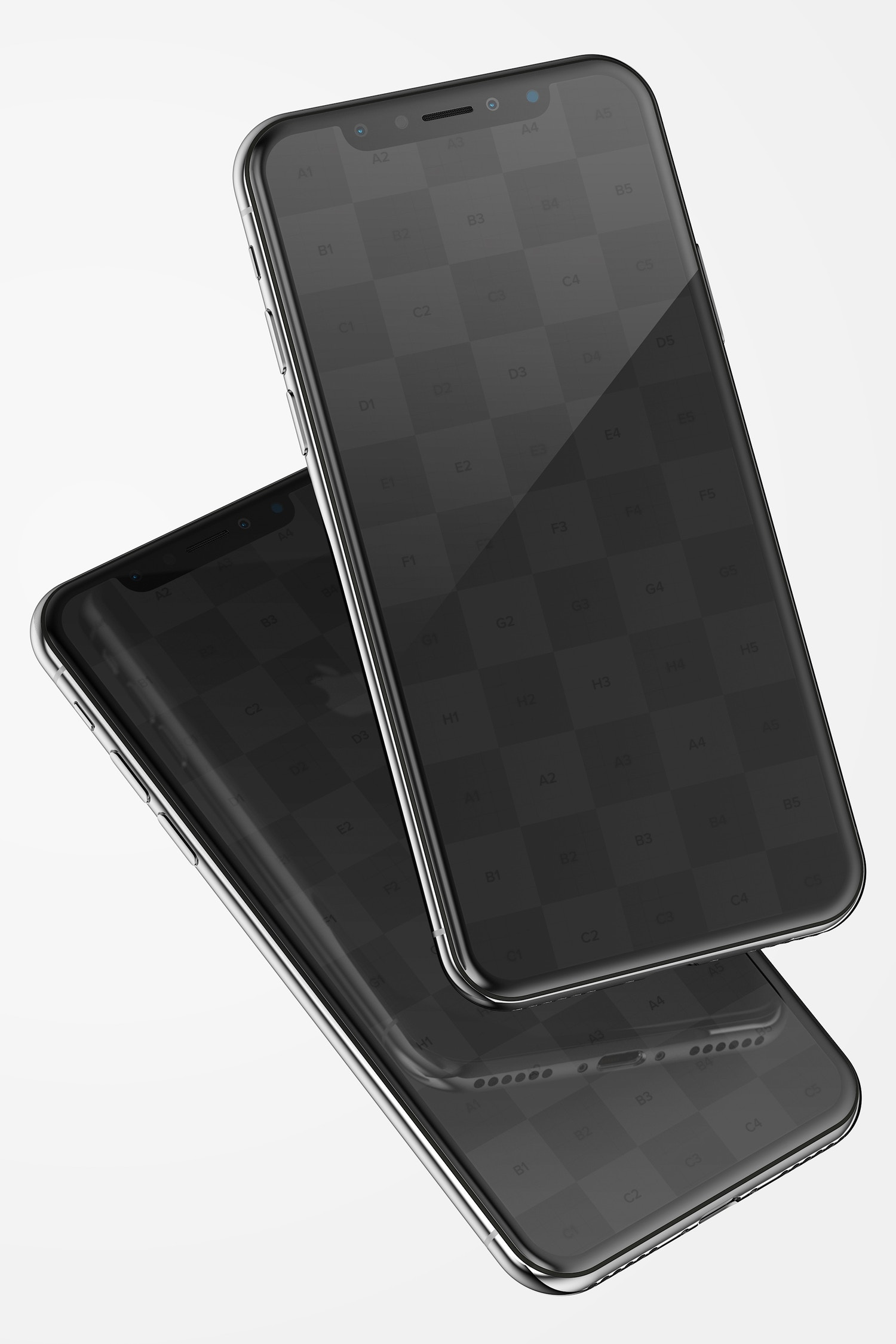 iPhone X Mockup 04