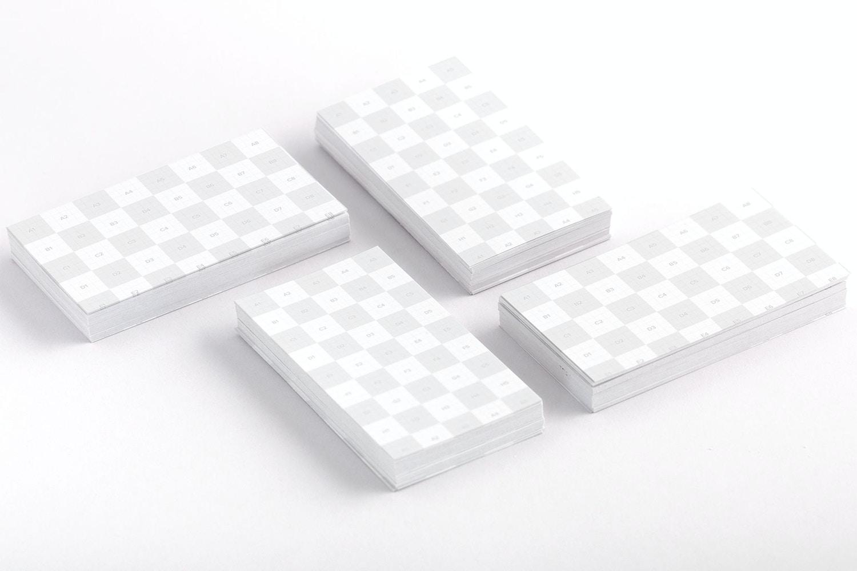 Business Card PSD Mockup 04