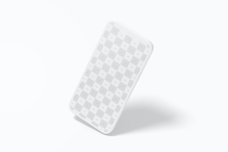 Clay iPhone 12 Mockup