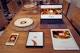 iPhone 6, iPad Mini 3, iPad Air 2, Macbook, Dish Mockup