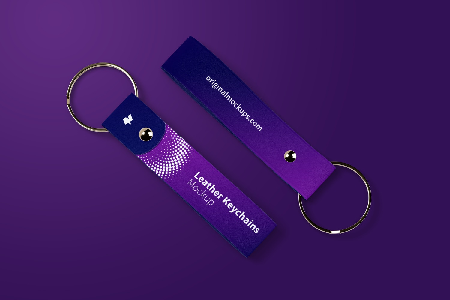 This mockup is ideal for promoting brands, corporate logos, and advertising pieces.