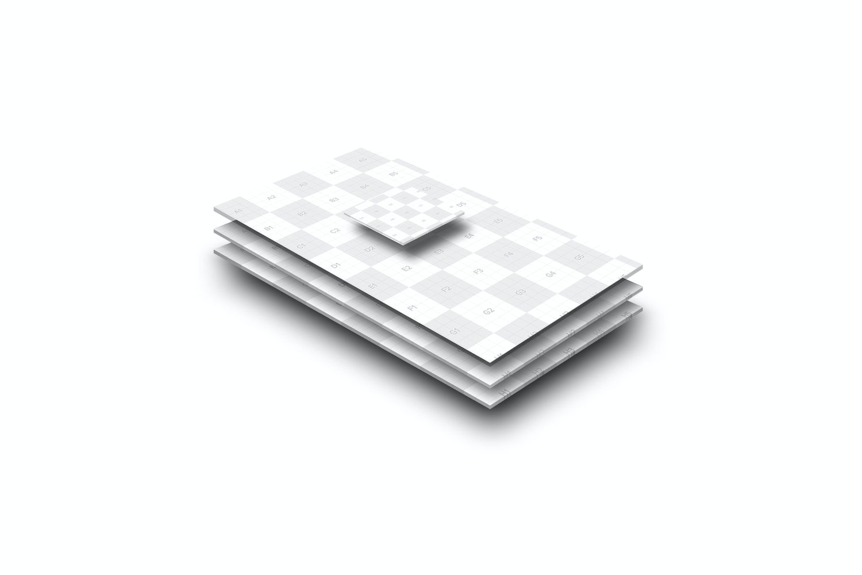 Diseño de Interfaz de Usuario - Maqueta de Pantalla Móvil 01 (2) por Original Mockups en Original Mockups