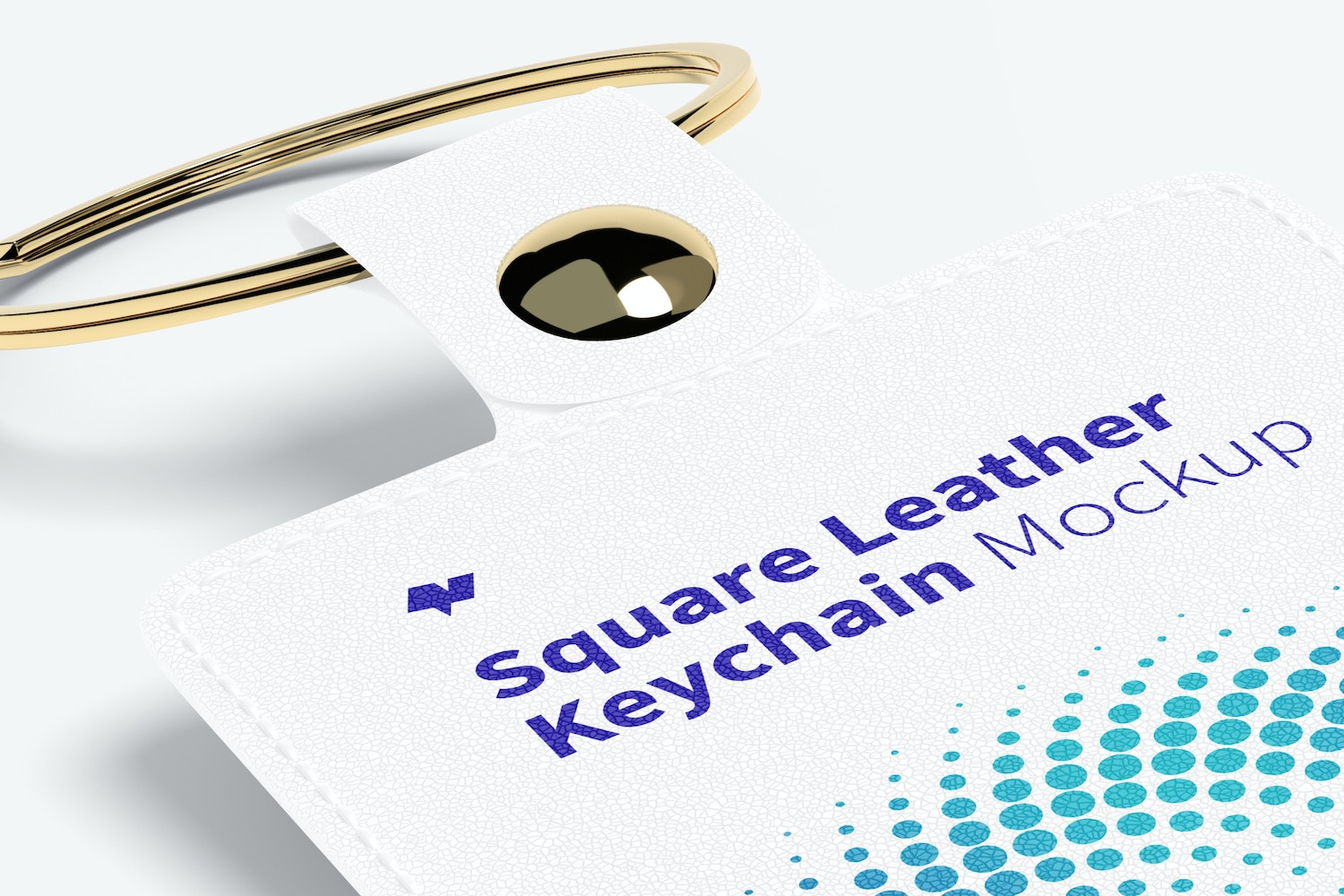 Get the best quality results with this mockup. Look how good the details look in this close-up.