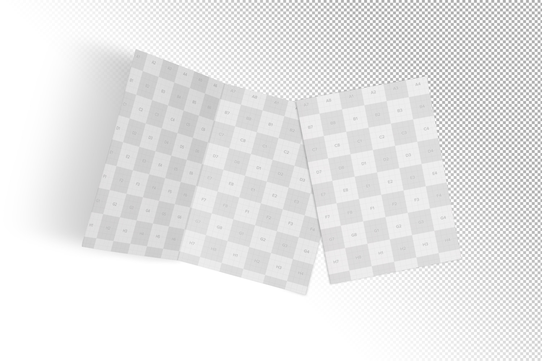 Greeting Card Mockup 06 by Original Mockups on Original Mockups