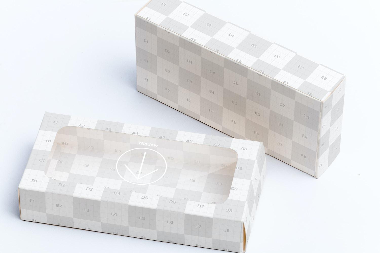 Maqueta para Caja de Dulces 09 por Ktyellow  en Original Mockups