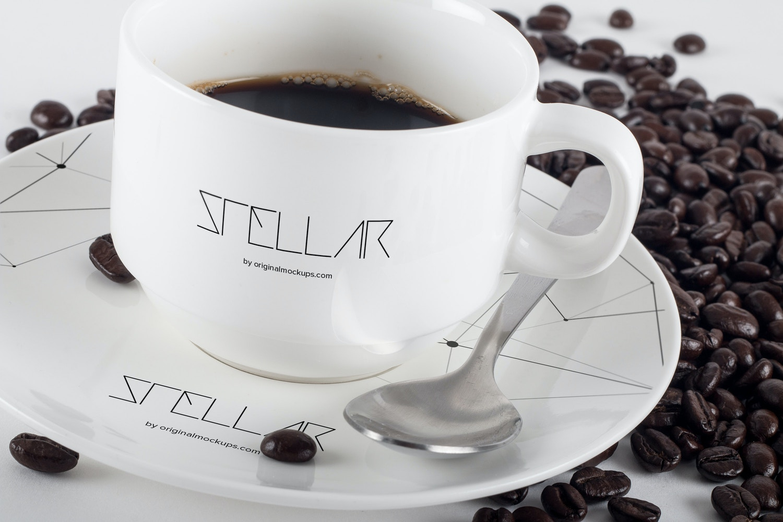 Coffee Cup Mockup 01