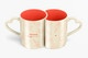 Matching Mugs Mockup