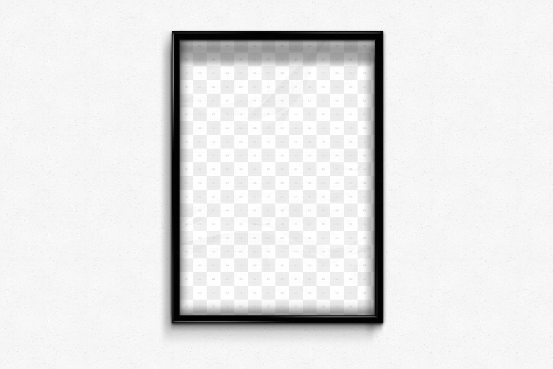 Flyer - Poster Frame Mockups (4) by Original Mockups on Original Mockups