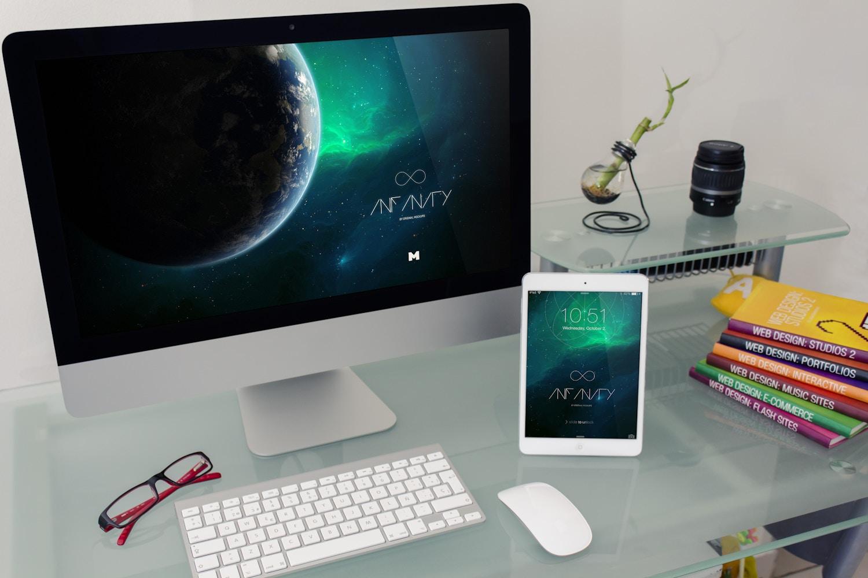 Desktop Device Mockup 1
