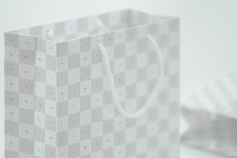 Shopping Bag Mockup 09 by Ktyellow  on Original Mockups