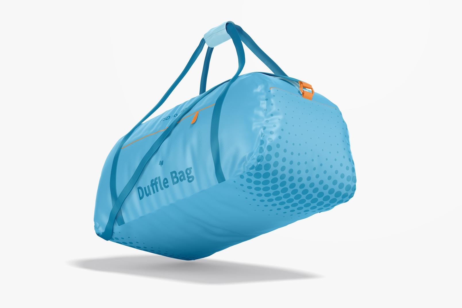 Duffle Bag Mockup
