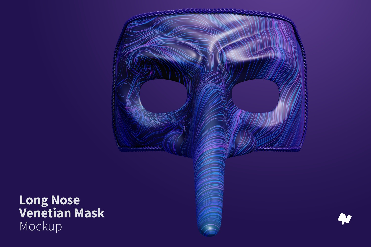 This original idea allusive to the Venice Carnival in 5k high resolution will make your designs and presentations stand out.