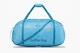 Duffle Bag Mockup, Front View