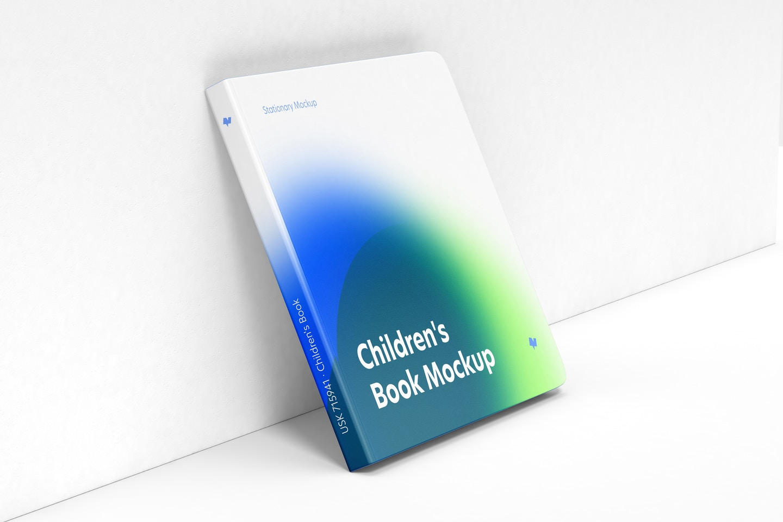 Maqueta de Libro para Niños, Perspectiva