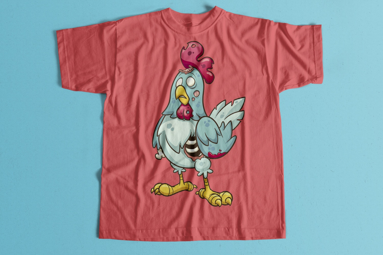 Back Tshirt Mockup 01