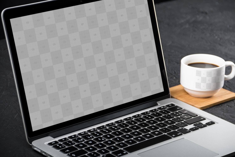 MacBook Pro Retina 13 Mockup 01