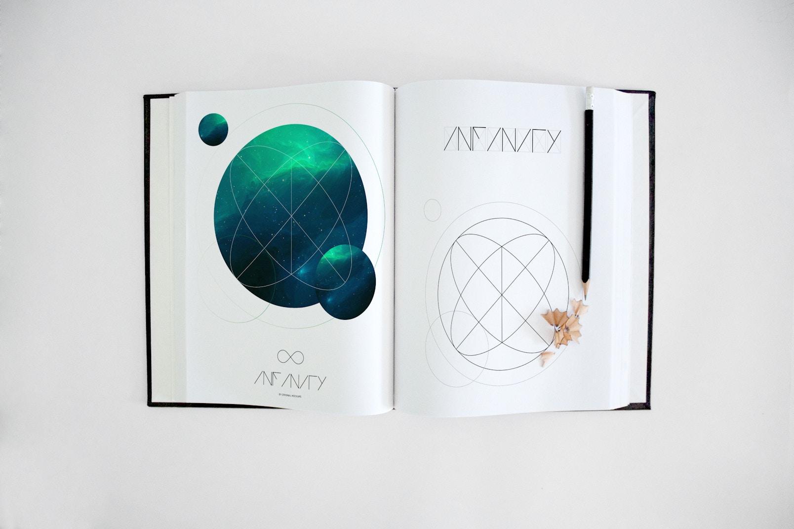 Maqueta de Libro de Arte 4
