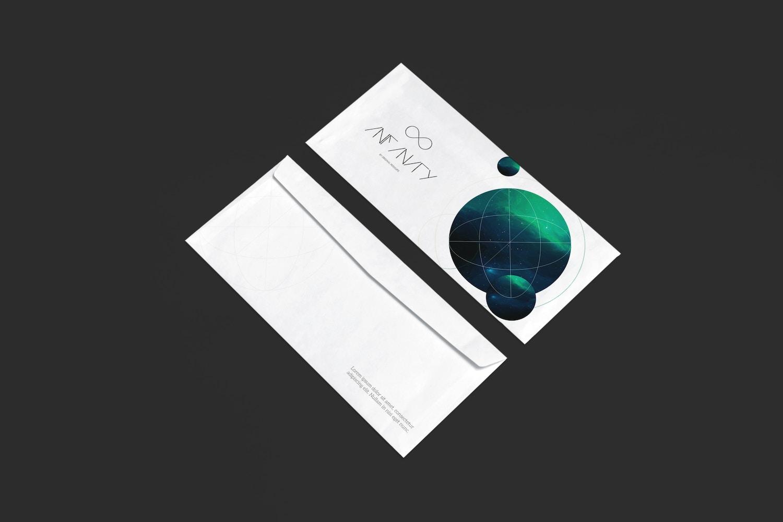 Envelope Mockup 1 by Original Mockups on Original Mockups
