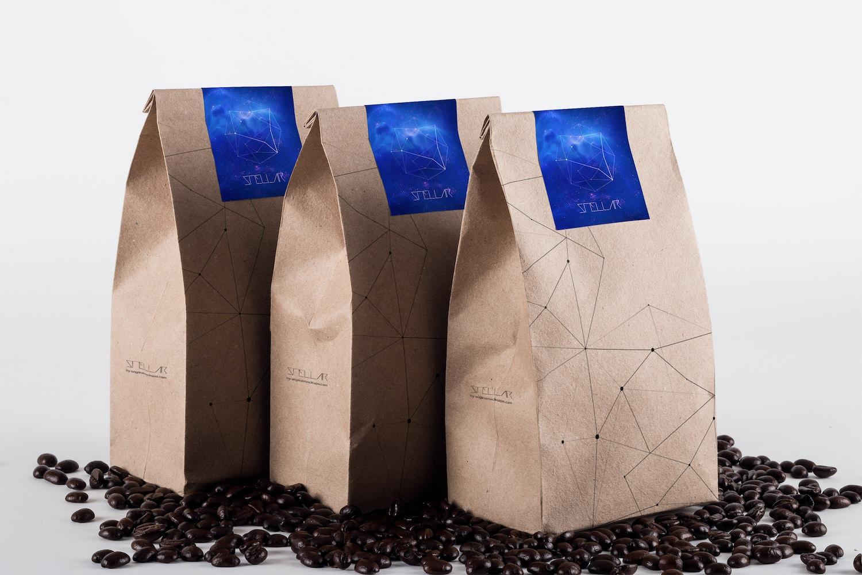Coffee Bag Mockup 01